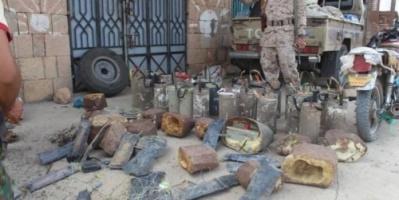 ضربة جديدة للمليشيا.. ضبط مصنع أسلحة ومقتل 15 حوثيا بصعدة