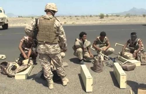 التحالف العربي يدعم اليمن بأجهزة عسكرية جديدة.. تعرف عليها