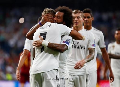 مارسيلو على أعتاب دعم ريال مدريد