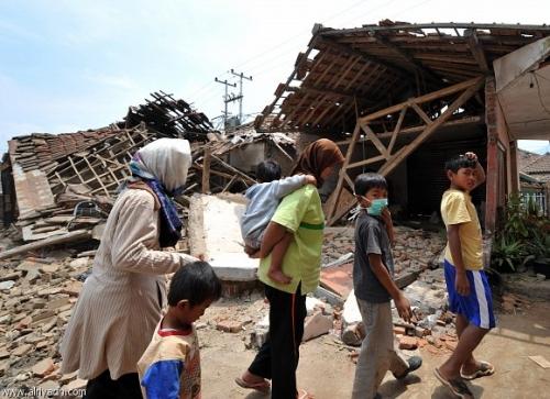 زلزال بقوة 6 درجات يضرب جزيرة في إندونيسيا