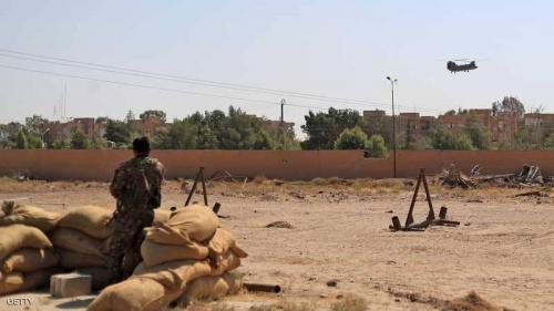 """داعش يشن أعنف هجوم على """"سوريا الديمقراطية"""""""