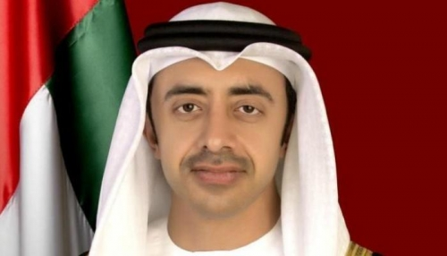 عبدالله بن زايد: نقف مع السعودية دوما لأنها وقفت مع الشرف والعز