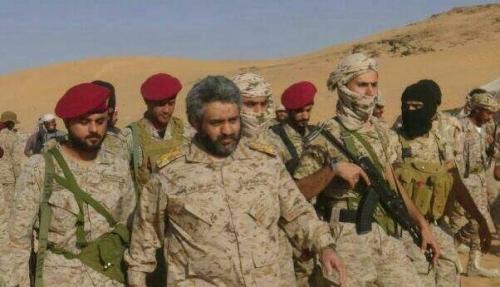 قائد محور صعدة: مليشيا الحوثي باتت محاصرة في عقر دارها