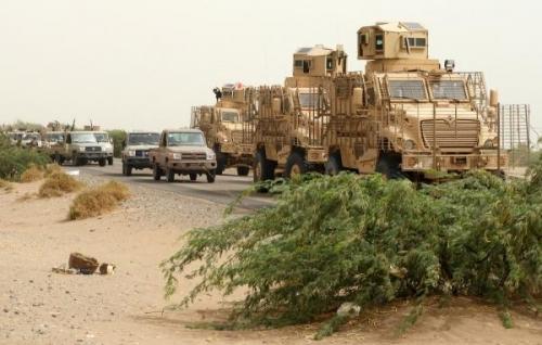 القوات المشتركة تستعيد 3 مواقع من الحوثيين في مديرية بيت الفقيه غرب الحديدة