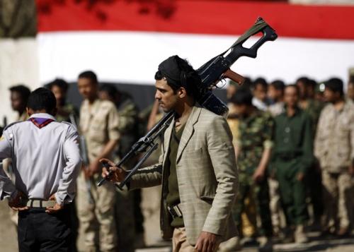 حملات تجنيد إجبارية من قبل الحوثيين لسكان صنعاء