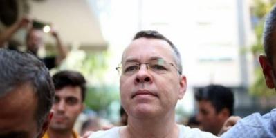 """تركيا.. شاهد ضد القس الأميركي """"غير شهادته"""" بالمحكمة"""