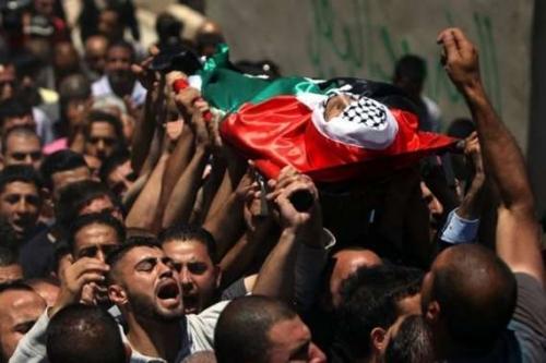 استشهاد أسير فلسطيني بسجون الاحتلال