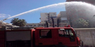 حريق في دار مسنين وإنقاذ 12 من الموت في مصر