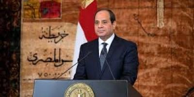 الرئيس المصري: قادرون على هزيمة إسرائيل