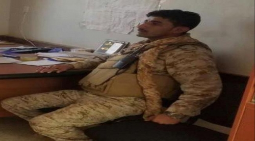 قائد النخبة الشبوانية يزور مستشفى عزان.. تعرف على السبب