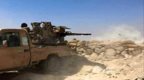 تحرير مناطق جبلية من قبضة الحوثيين في القبيطة شمالي لحج .. تعرف عليها