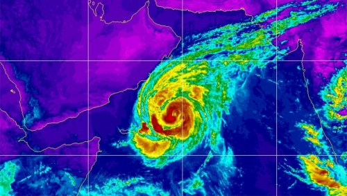 """تطورات جديدة حول العاصفة المدارية """"لبان"""".. تعرف عليها"""