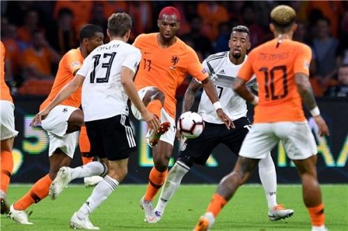 بالصور: هولندا تفتك بألمانيا في دوري الأمم الأوروبية