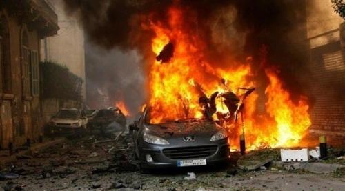 إصابة 6 بانفجار سيارة مفخخة شرق كركوك