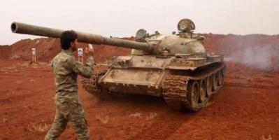 أول خرق لاتفاق إدلب.. إطلاق قذائف من المنطقة العازلة