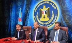 رئيس المجلس الانتقالي يوجه رسالة للشعب في ذكرى الثورة