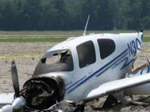 تحطم طائرة في ألمانيا وسقوط قتلى