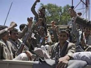 مليشيات الحوثي توقف موكب عروسين في البيضاء