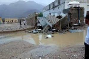 تسجيل أول حالة وفاة في المهرة بسبب عاصفة لبان