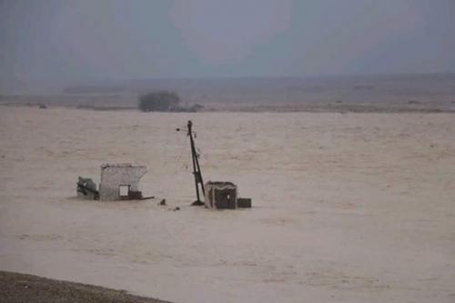 باكريت: يوجد بالمهرة قرى كاملة بحاجة للإجلاء والتحالف وعد بتقديم المساعدة