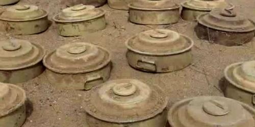 مصادر طبية: مقتل 7 مدنيين بإنفجار ألغام أرضية بالتحتيا