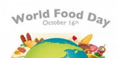 """في يوم الأغذية العالمي..""""أفعالنا هي مستقبلنا"""""""