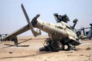 استشهاد طاقم طائرة سعودية سقطت أثناء طلعة تدريبية