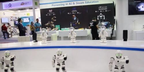 في جايتكس دبي..هل ينافس الذكاء الاصطناعي البشر؟
