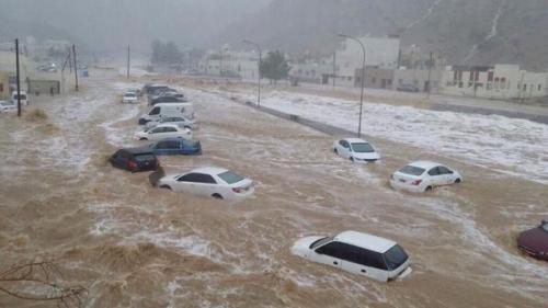 تعرف على حصيلة ضحايا إعصار «لبان» في اليمن وعُمان