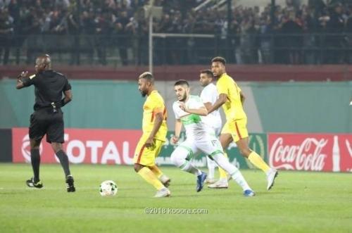 خسارة محبطة للجزائر أمام بنين بتصفيات كأس الأمم الأفريقية