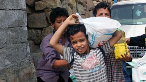 بالأرقام.. مجاعة وشيكة في اليمن