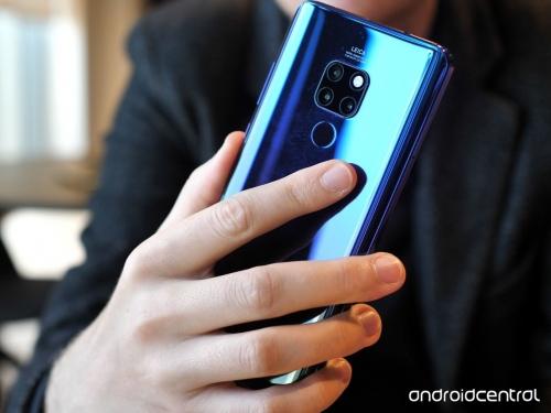 بالصور.. كاميرا ثورية في هواتف هواتف هواوي الجديدة