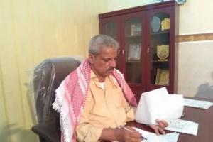 """لحج : تشكيل لجنة طوارئ برئاسة المحافظ لمواجهة تأثيرات إعصار """"لبان"""""""