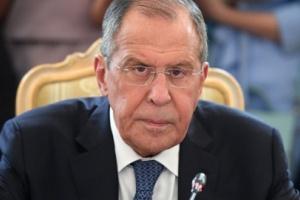 وزير الخارجية الروسي يُشيد بدور التحالف العربي في اليمن