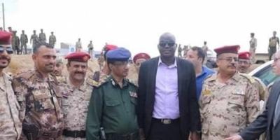وفد المبعوث الأممي إلى اليمن يزور تعز.. تعرف على السبب (صور)