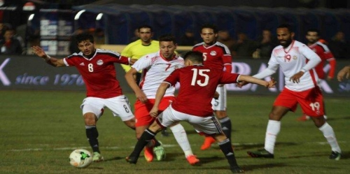 تعرف على موعد مباراة مصر وتونس في تصفيات كأس الأمم الأفريقية