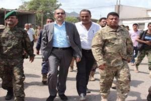 رئيس موانئ عدن ومدير الأمن يفتتحان مشاريع بميناء المعلا «تفاصيل»