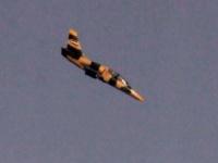 سقوط طائرة روسية وفقدان طاقمها