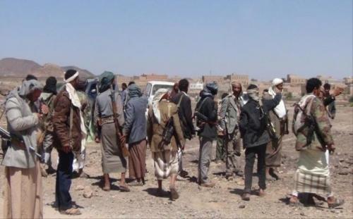 بينهم قيادي بارز.. مصرع 20 حوثيا في كمين قرب الحدود السعودية