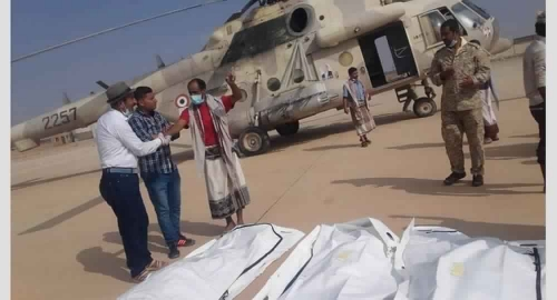 مصادر محلية: إعصار لبان يودي بحياة ٣ شبان بالمهرة