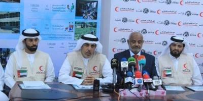 محافظ الحديدة يكشف عن مشاريع هيئة الهلال الأحمر الإماراتي «تفاصيل»