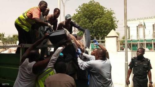 عشرات القتلى في مواجهات بين مسلمين ومسيحيين في نيجيريا