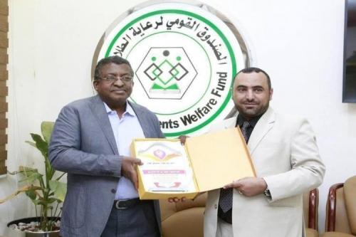 بشرى للطلاب اليمنيين المغتربين بالسودان