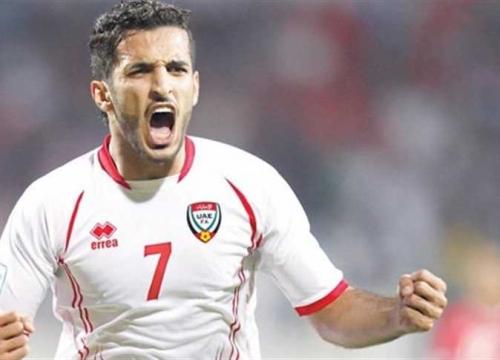 علي مبخوت يثير أزمة بين فريق الجزيرة والمنتخب الإماراتي