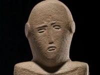 رجل المعاناة.. قطعة فنية سعودية عمرها 6 آلاف عام