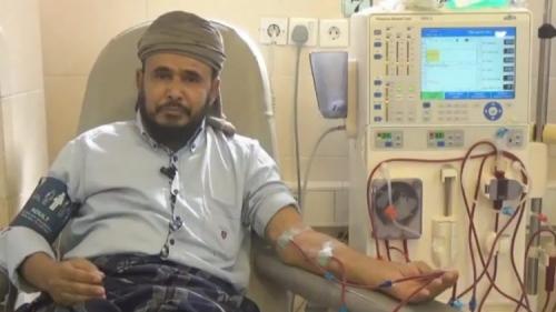 وفاة 27 مريض في قسم الغسيل الكلوي  في إب بسبب الإهمال