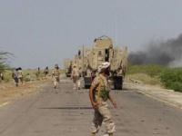 قوات العمالقة تكشف حقيقة قصف التحالف لها جنوب الحديدة