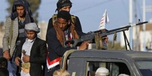 عاجل..مسلحون حوثيون يسلمون أنفسم للتحالف في نهم