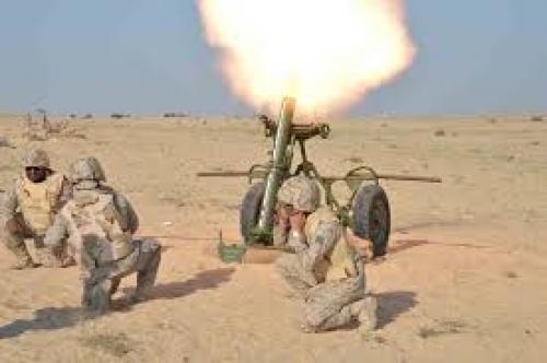 التحالف يقصف مواقع للمليشيا بمديرية الحالي في الحديدة