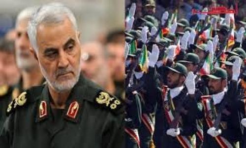 السعودية والبحرين تضعان الحرس الثوري الإيراني وقاسم سليماني على قائمة الإرهاب